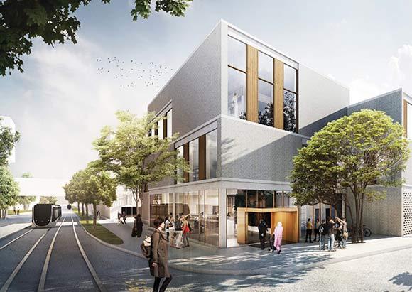 Ny byggeri Brabrand boligforening